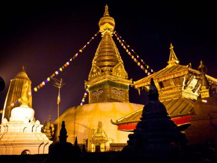 Buddist Circuit Tour Via Lumbini