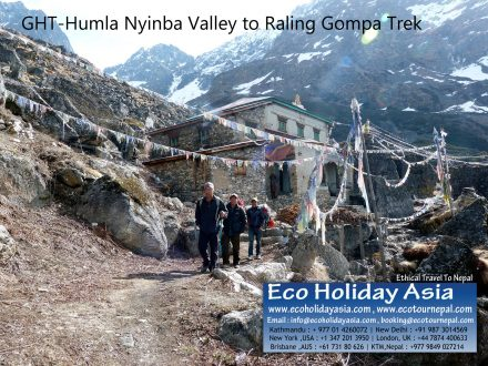 Humla Nyinba Valley to Raling Gompa Trek
