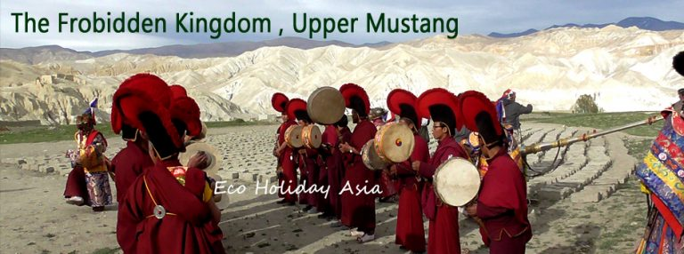 Upper Mustang Promotion Eco holidays Asia