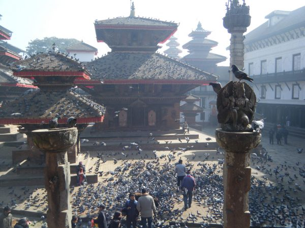 Kathmandu Heritage day tour with eco holidays Asia