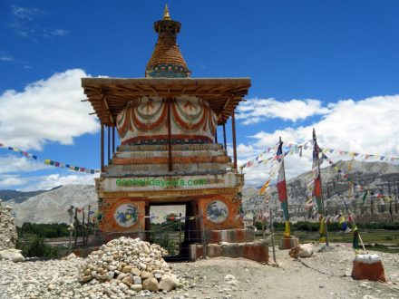 Upper Mustang permit fee go down